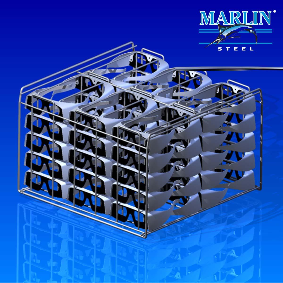 Marlin Steel Wire Basket 1290004