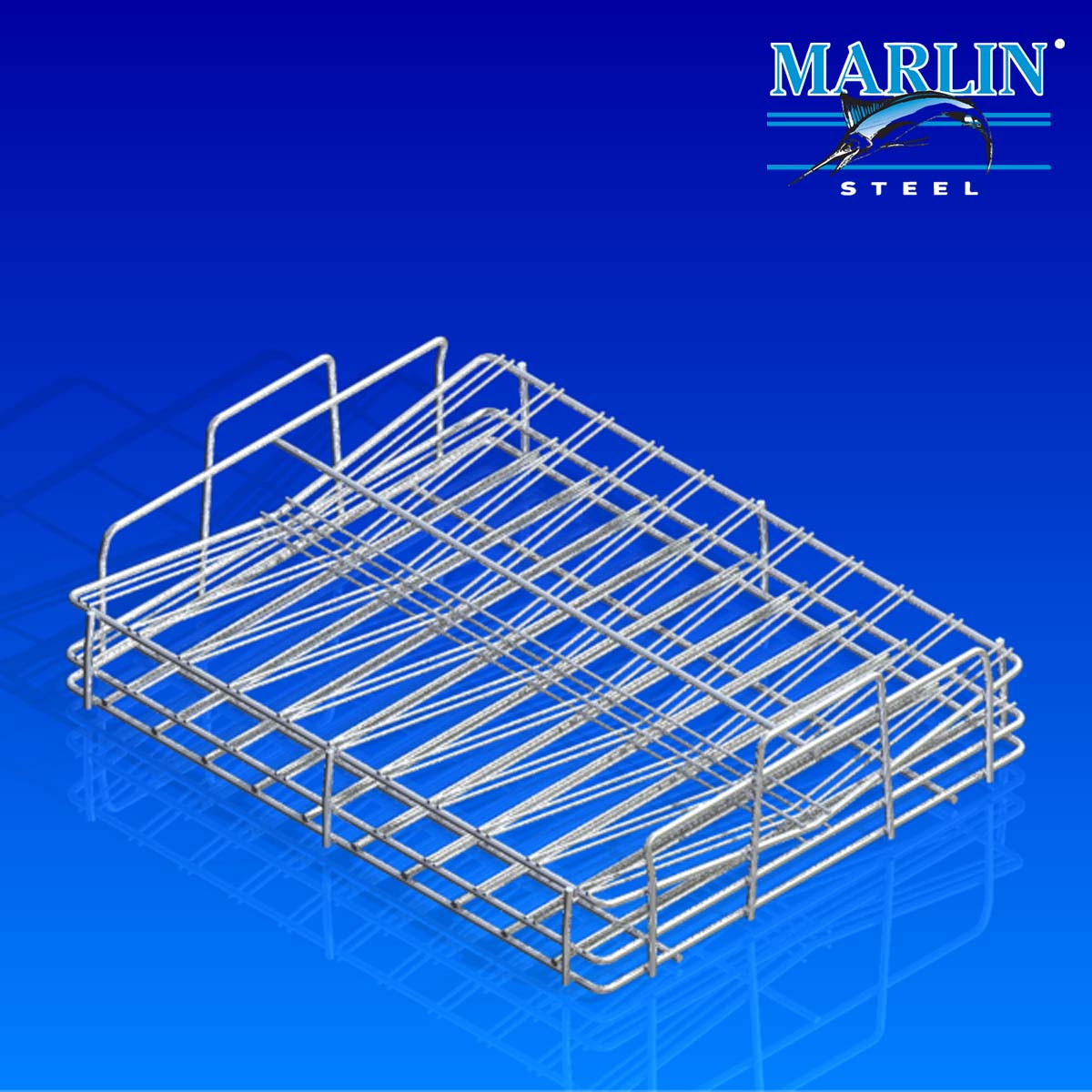 Wire Basket with Handles 719002