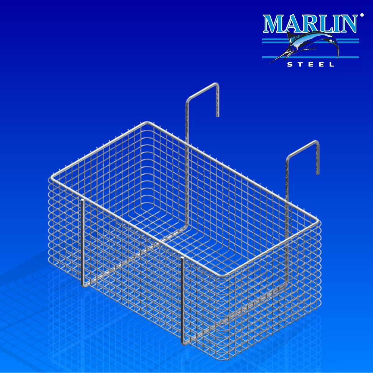 Marlin Steel Wire Basket 733001