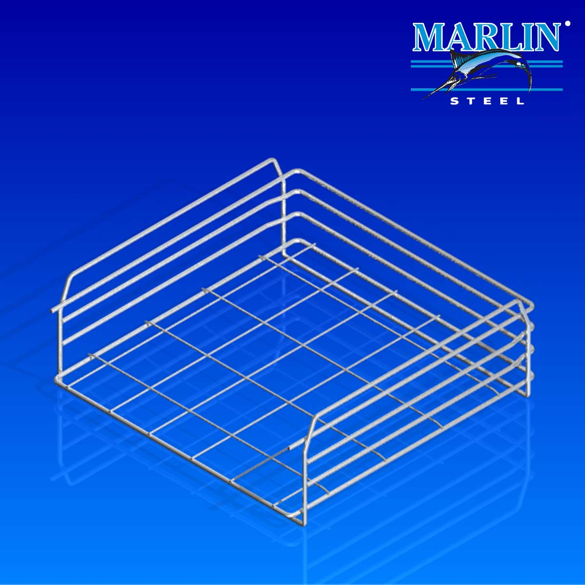 Wire Basket With Handles 741001