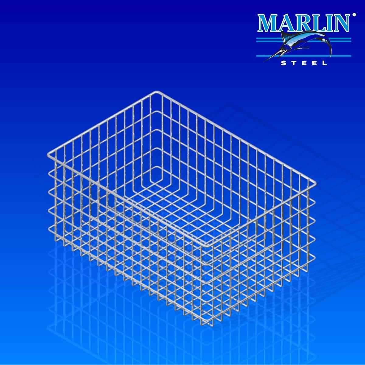 Marlin Steel Wire Basket 756002