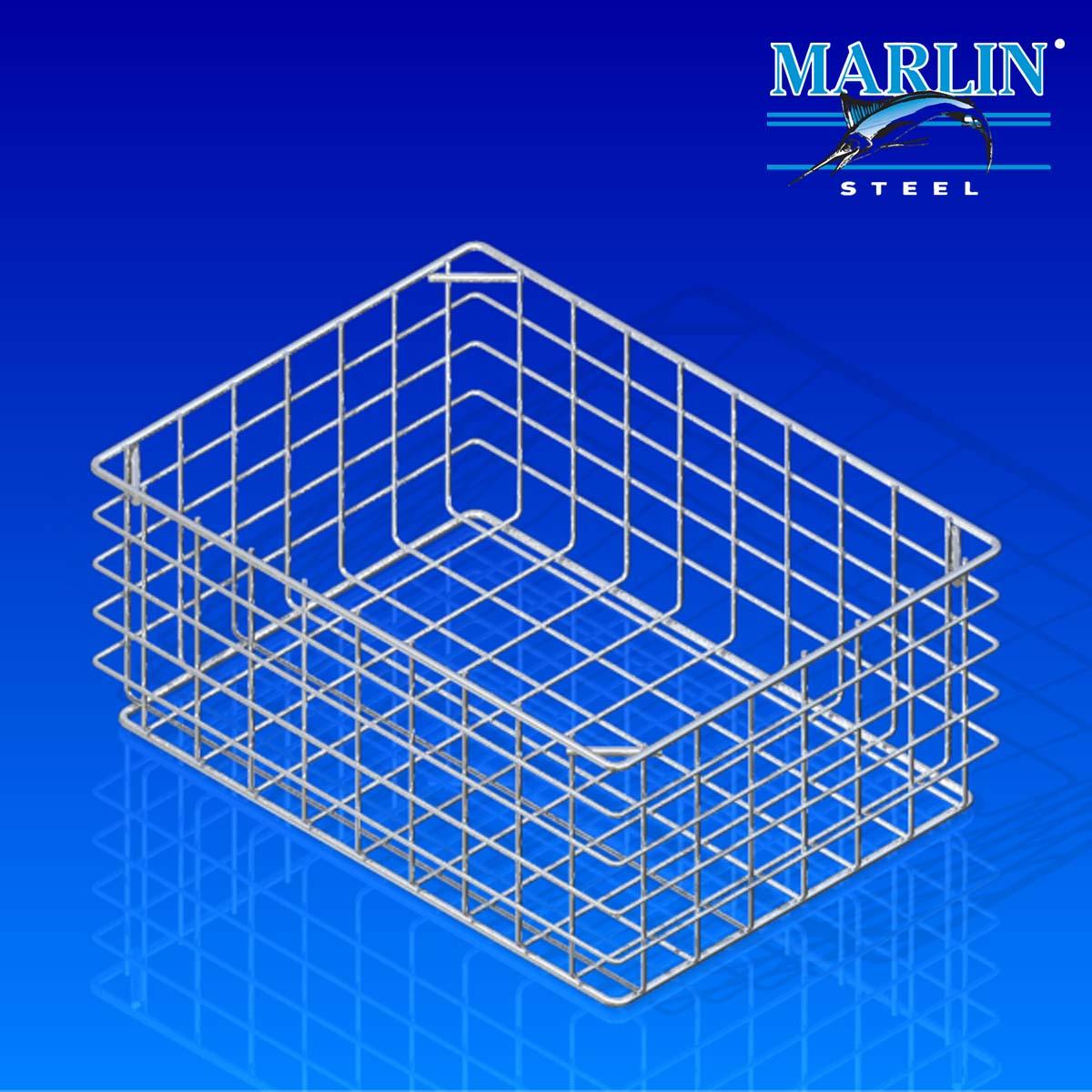 Marlin Steel Wire Basket 759001