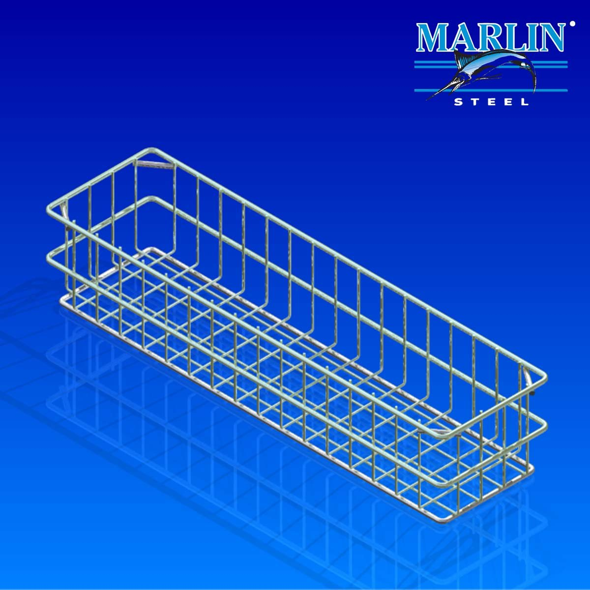 Marlin Steel Wire Basket 767001