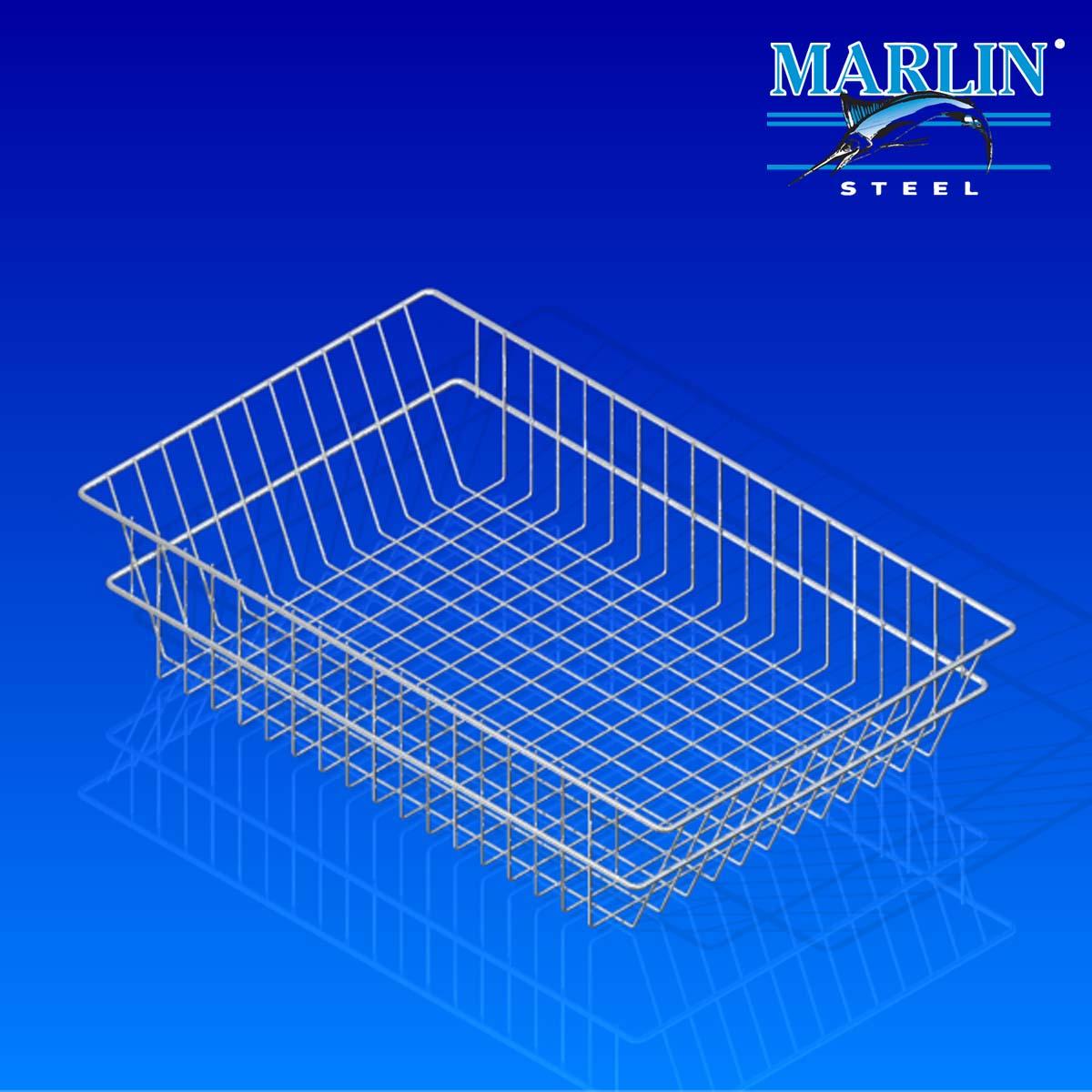 Marlin Steel Wire Basket 884001
