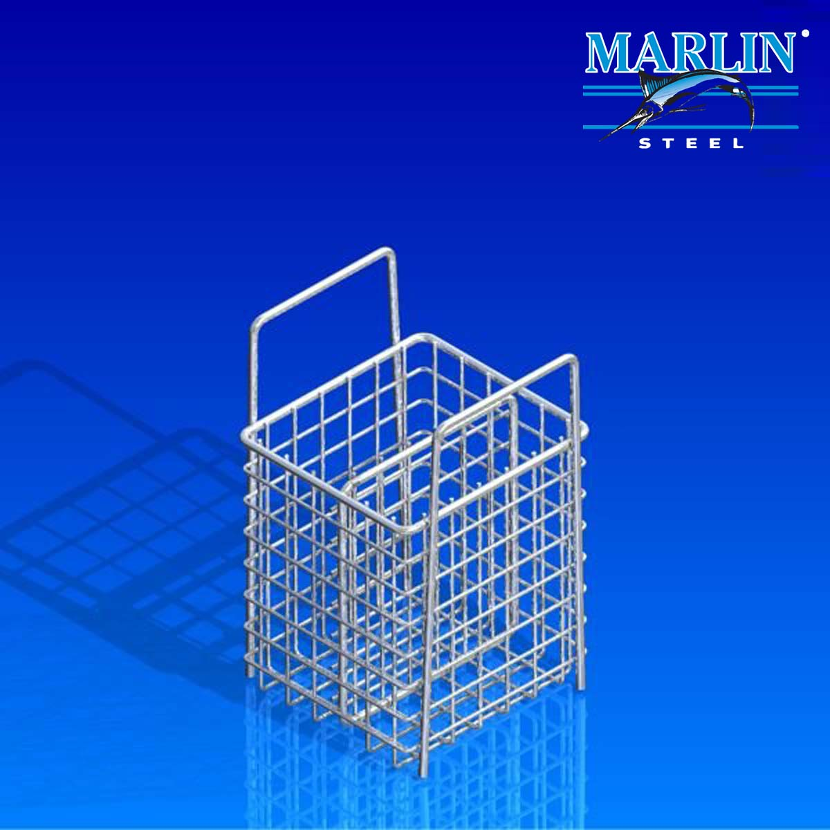 Wire basket with Handles 1175001
