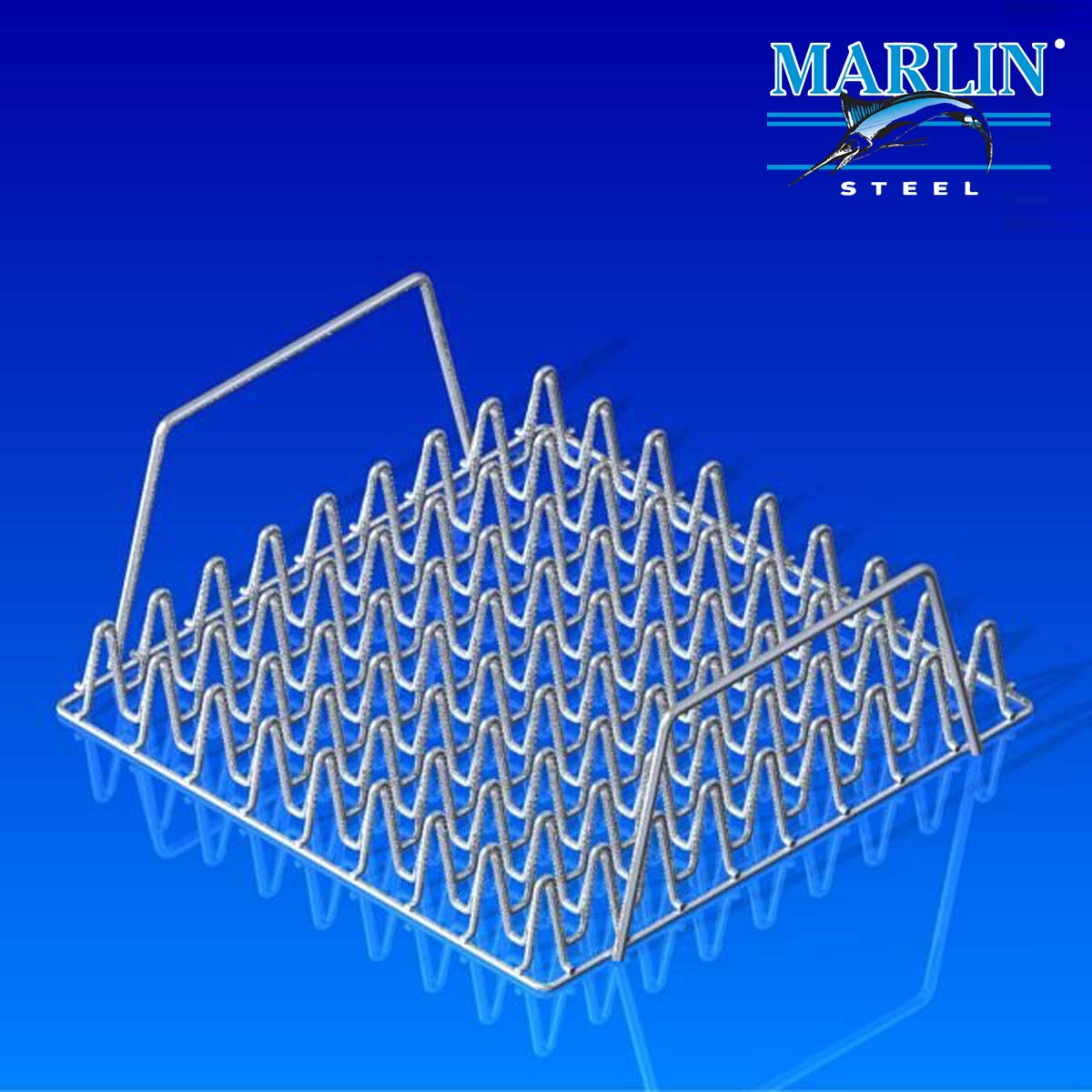 Wire Basket with Dividers 1185002