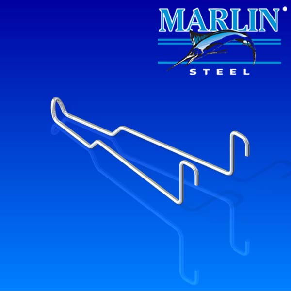 Steel wire product hanger