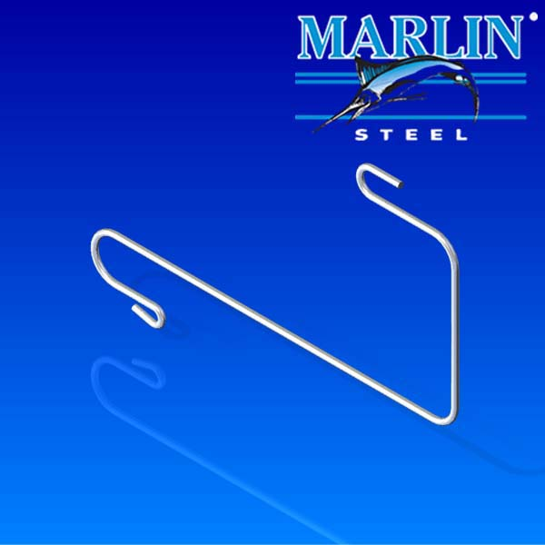 Steel Wire Banner Hooks Marlin Steel 634001