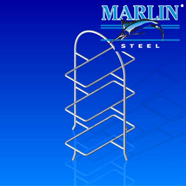 Marlin Steel Wire Rack 13028