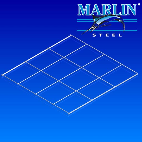Marlin Steel Wire Rack 753005