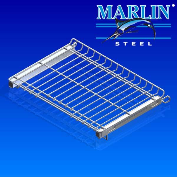 Marlin Steel Wire Rack 1017001