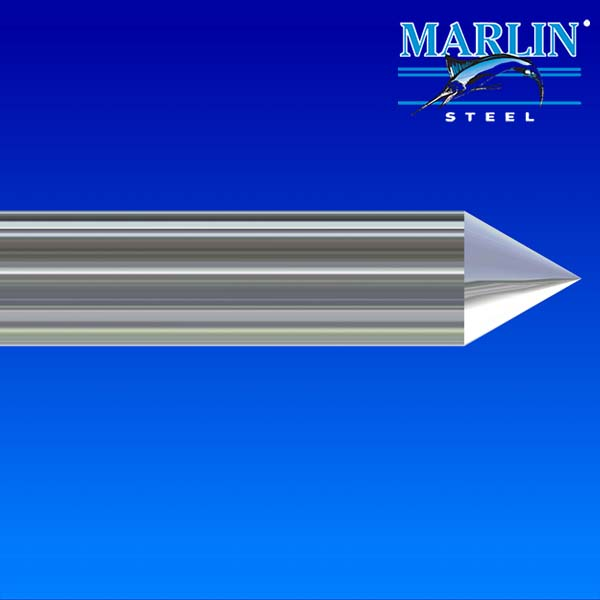 Marlin Steel Turned End Wire Form
