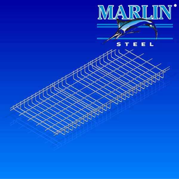 Marlin Steel Wire Rack 201003