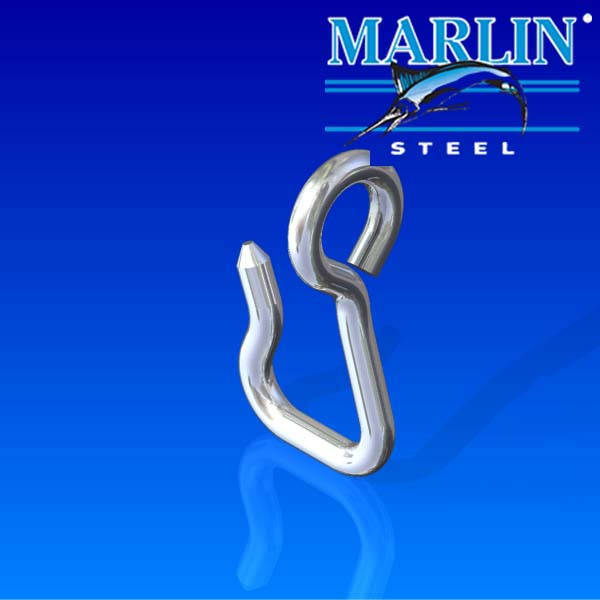Marlin Steel Steel Wire Bent Hooks 804001