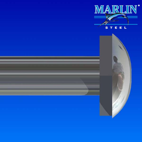 Marlin Steel Carriage Head Wire Form