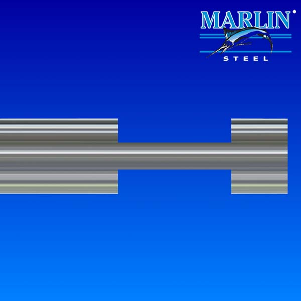 Marlin Steel Grooved Wire Form