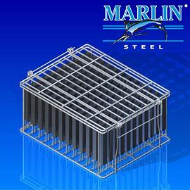 Wire Basket with Lid 643013