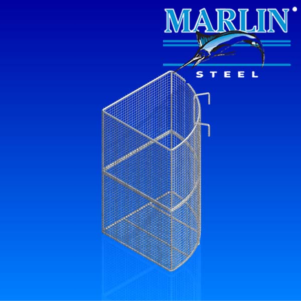 Marlin Steel Ultrasonic Cleaning Basket 911001