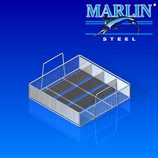 Ultrasonic Cleaning Basket 920002