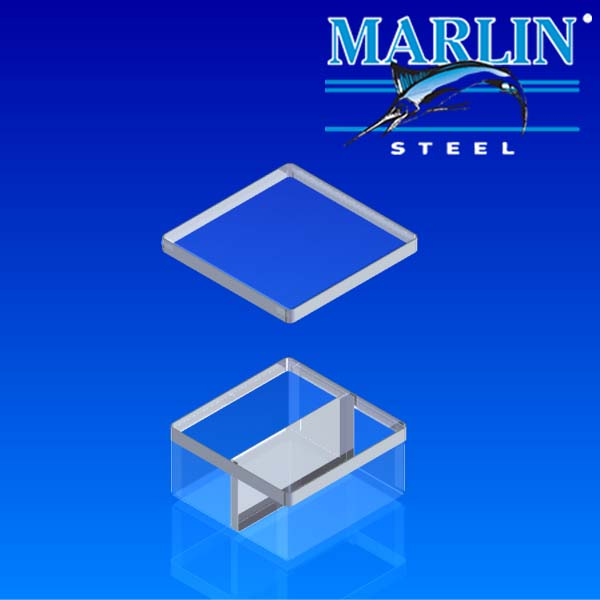Wire Basket with Lid 928001