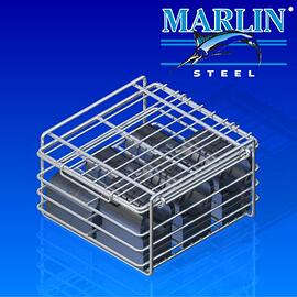 Wire Basket with Lid 288003