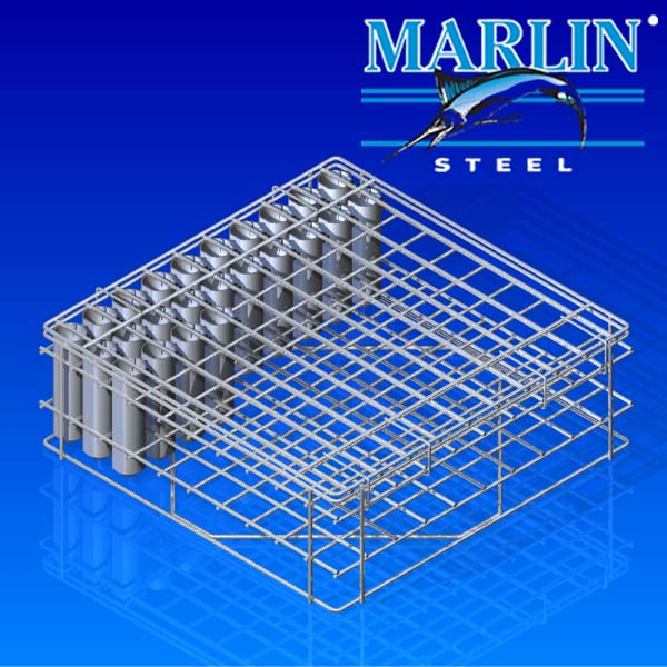 Wire Basket with Lid 1058001