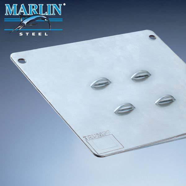 Marlin Steel Metal Stamping 5