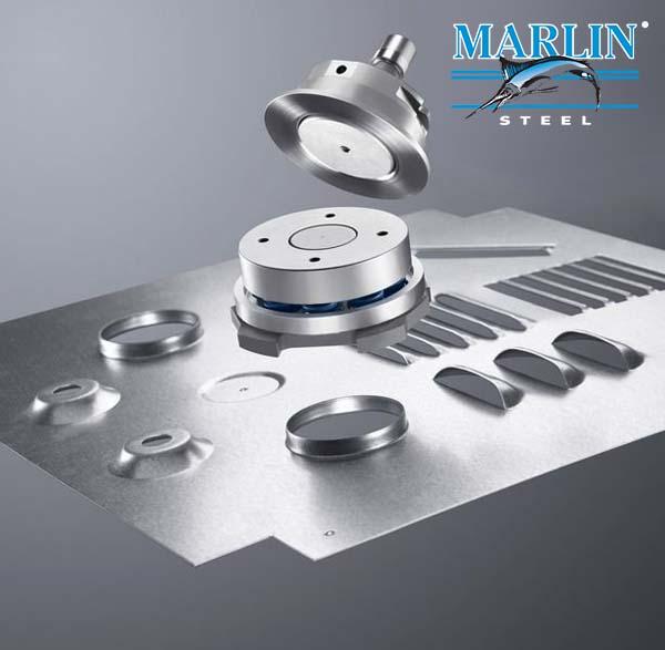 Marlin Steel Metal Stamping 25