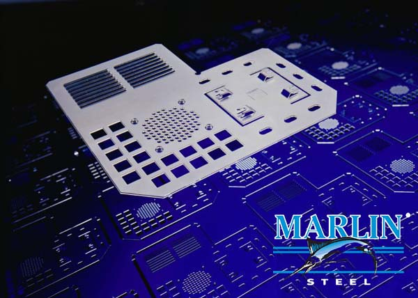 Marlin Steel Metal Stamping 13