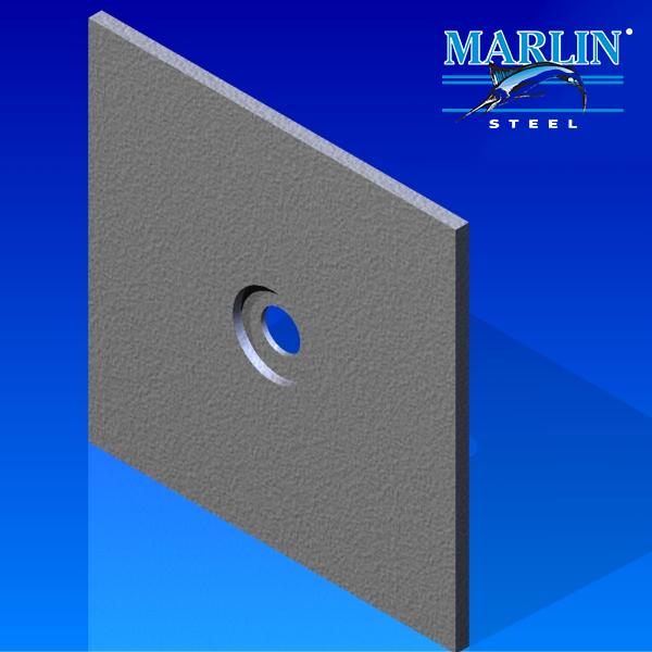 Marlin Steel Metal Stamping Counterbore