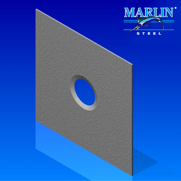 Marlin Steel Metal Stamping Countersink Round