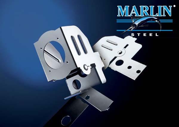 Marlin Steel Metal Stamping Brackets