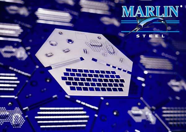 Marlin Steel Metal Stamping 14