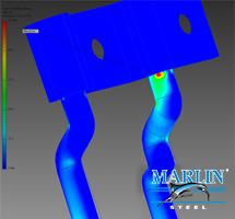 Marlin Steel's Stress Analysis Test