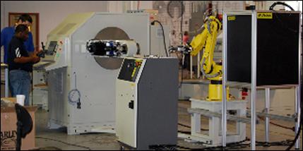 Marlin Steel's new robot
