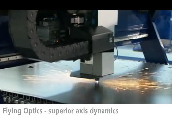 Check out Marlin Steel's Lasers