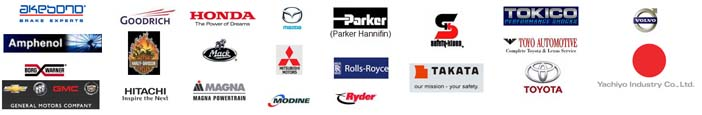 Marlin has worked with a lot of very demanding clients in the Automotive industry over the years.