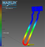 Marlin Steel Stress Analysis