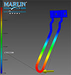 Marlin Steel Stress Analysis