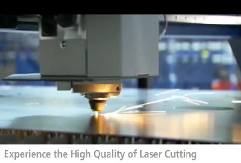 High quality Laser Cutting