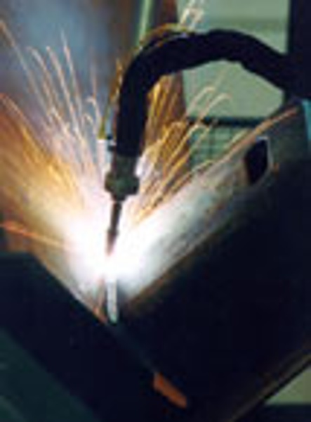 Our robots create custom manufactured welded products