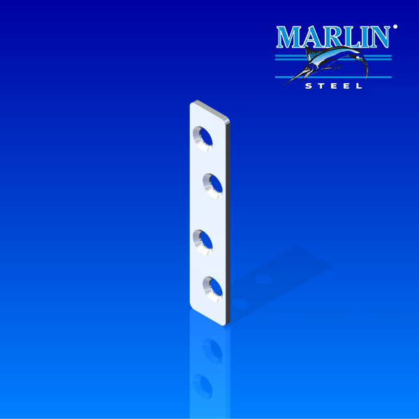 Flat Brackets Marlin Steel