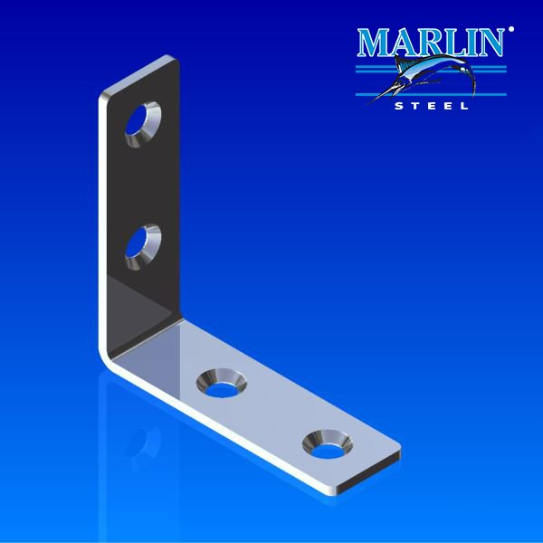 Angle Metal Brackets Sheet Metal Fabrication Marlin Steel