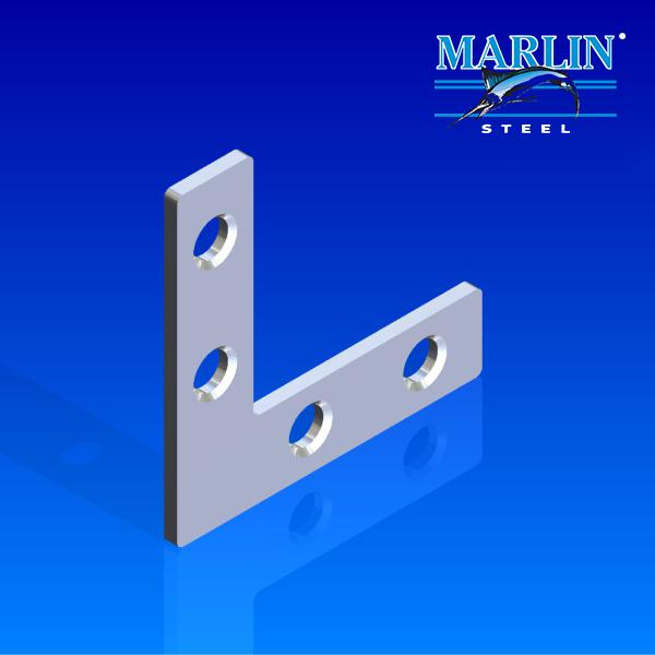 L Brackets Sheet Metal Fabrication Marlin Steel