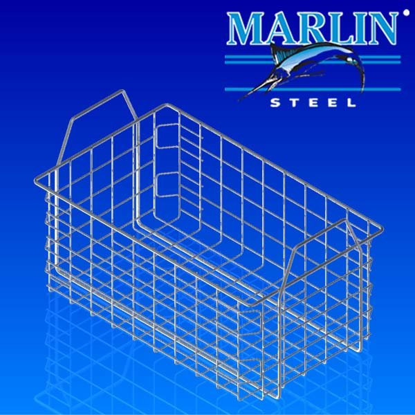 Marlin Steel Wire Basket 272001