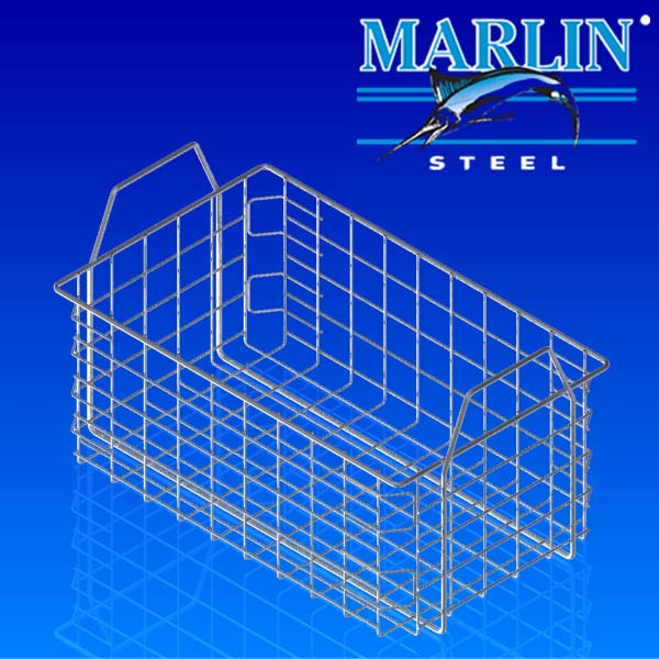 Wire Basket with Handles 272001