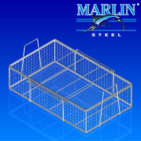 Wire Basket with Handles 233004