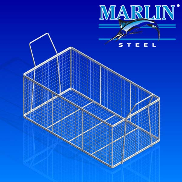 Wire Basket with Handles 307001