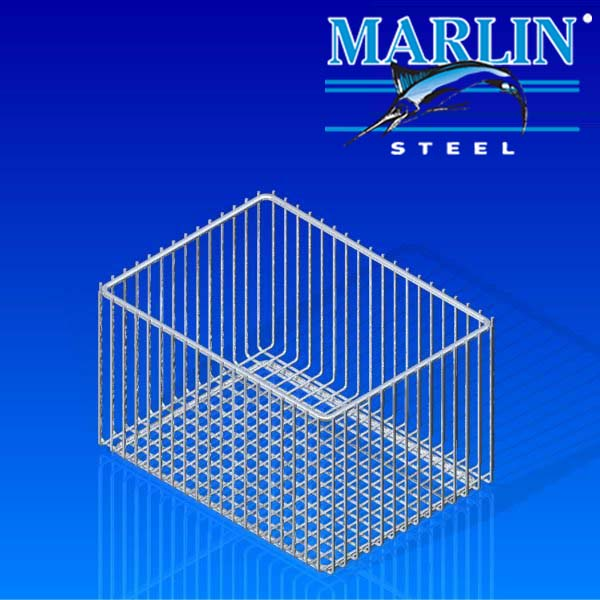 Marlin Steel Wire Basket 1108001