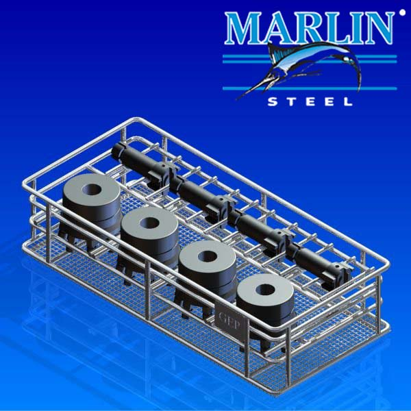 Marlin Steel Basket 1183001